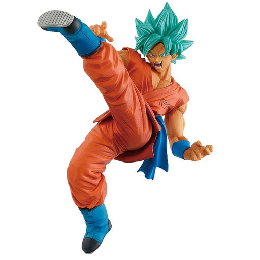 Dragon Ball Son Goku Fes! Spec SS Blue Goku Prize Figure [US Ver] Banpresto
