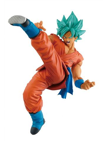 Dragon Ball Son Goku Fes! Spec SS Blue Goku Prize Figure [JP Ver] Banpresto
