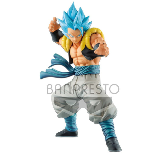 Dragon Ball Super Masterlise Super Saiyan God SS Gogeta Prize Figure Banpresto