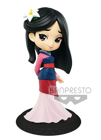 Disney Mulan Normal Color Ver. - Characters Q Posket Figure