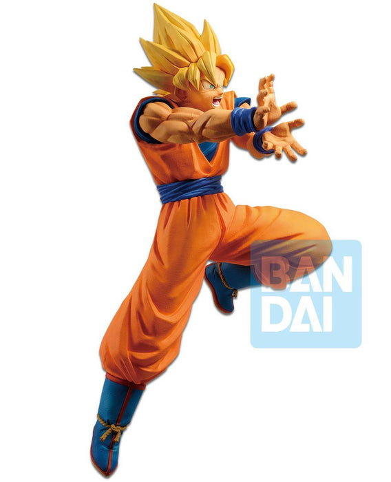 Dragon Ball Z - SS Son Goku - The Battle Fighter-Z Banpresto Kuji Prize Figure