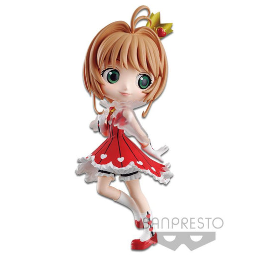 Cardcaptor Sakura Kinomoto Normal Color Ver. - Q Posket Figure
