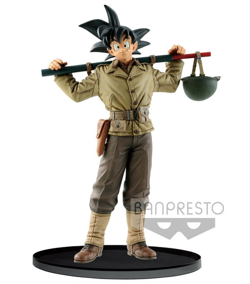 Dragon Ball Z World Figure Colosseum 2 Vol.4 Son Goku Army (A: Norm. Color) Prize Figure