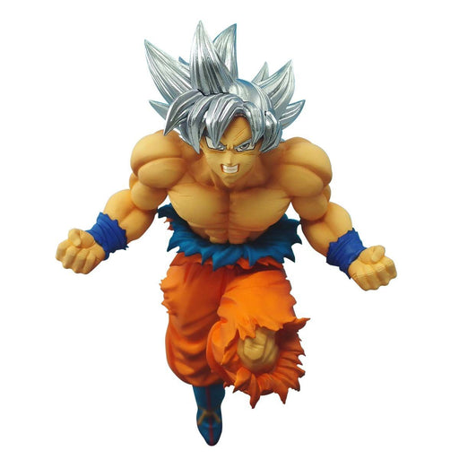 Dragon Ball Super, Goku MUI Ultra Instinct, Banpresto Z Battle Character Prize Figure