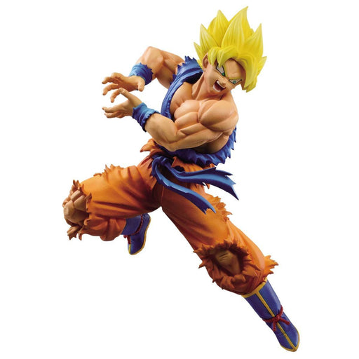 Dragon Ball Super, SS Son Goku, Banpresto Z-Battle Character Prize Figure