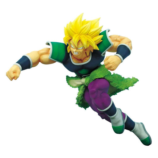 Dragon Ball Super SS Broly Z Battle - Character Prize Figure July 2019