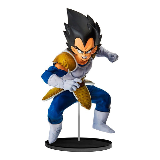 Dragon Ball Z World Figure Colosseum 2 Vegeta - Prize Figure Vol.6 Normal Color Ver.
