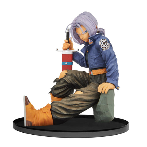 Dragon Ball Z Trunks Normal Color Ver World Figure Colosseum2 Character Prize Figure Vol.8