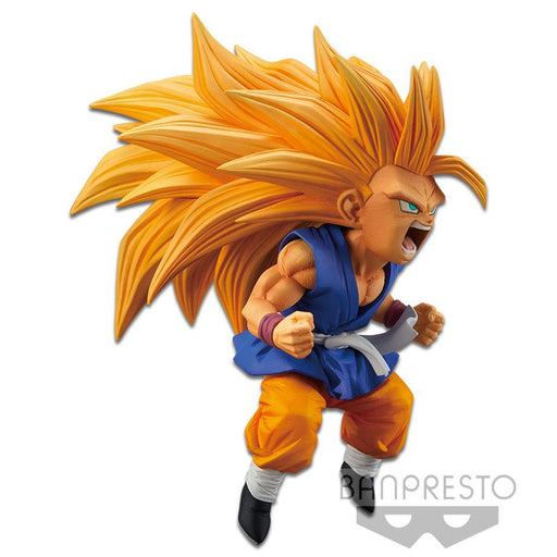 Dragon Ball GT, SSJ3 Kid Goku, Banpresto Goku Fes!! Vol.10 Priz Figure (Aug 2019)