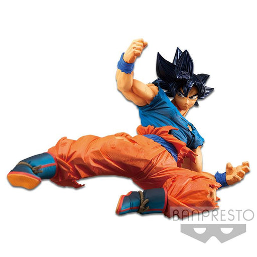 Dragon Ball Super, Ultra Instinct Goku, Banpresto Goku Fes!! Vol.10 Figure (Aug 2019)