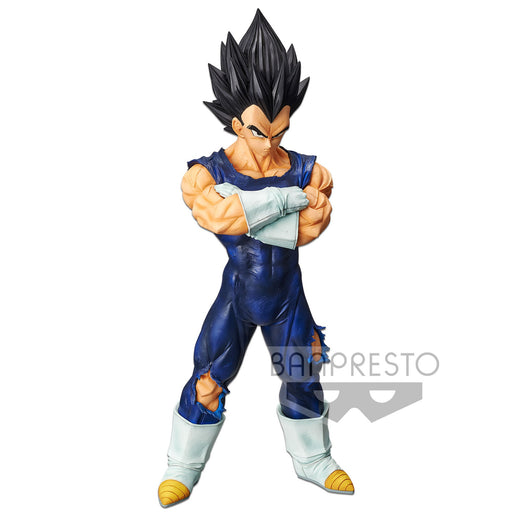 Dragon Ball Z Banpresto Grandista Nero Vegeta Prize Figure 2019 Sept
