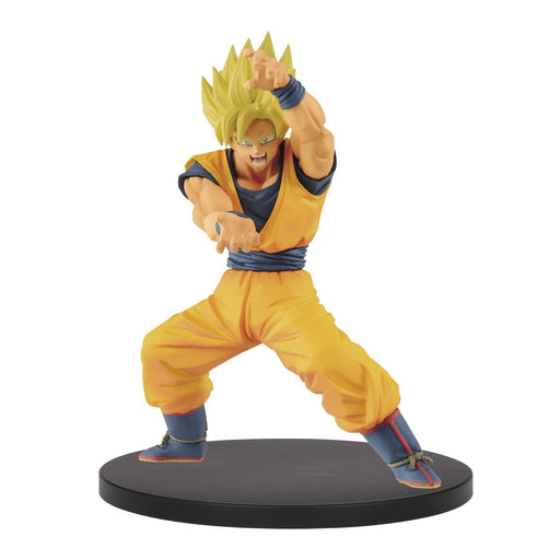 Dragon Ball Super Saiyan Goku Chosenshi Retsuden - Character Prize Figure Vol.1 Sept 2019