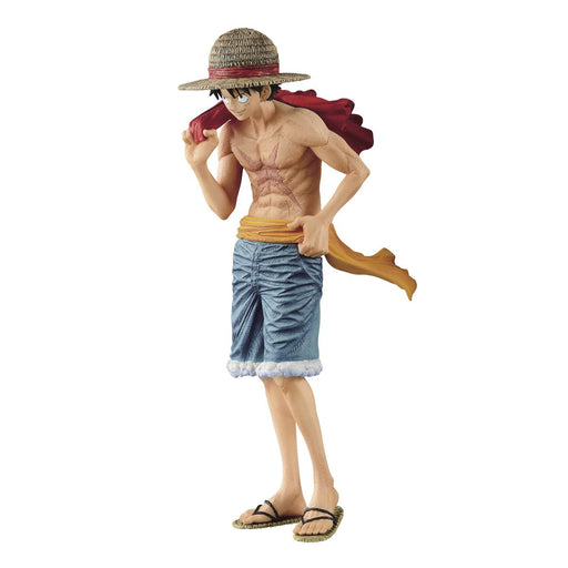 One Piece Magazine Monkey. D. Luffy - Character Prize Figure Vol.2 Ver A