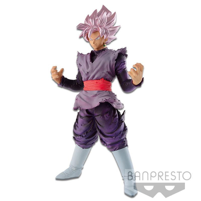 Dragon Ball Super Blood of Saiyan Goku Black Rose Prize Figure