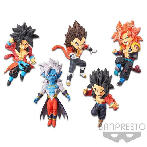 Super Dragon Ball Heros - World Collectible Figure WCF XENO Vol.3 Banpresto