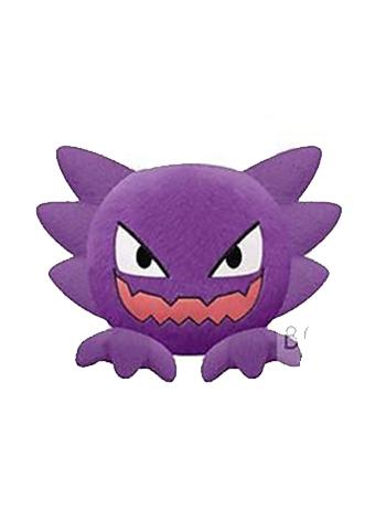 "Pokemon Sun & Moon - Haunter Ghost Type - Character 9"" DX Stuffed Plush Toy"