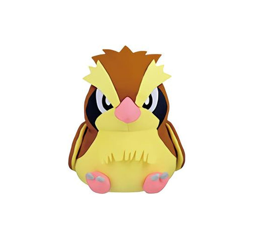 "Pokemon Sun & Moon Pidgey 10"" Color Series (Red) - Character Plush Toy"