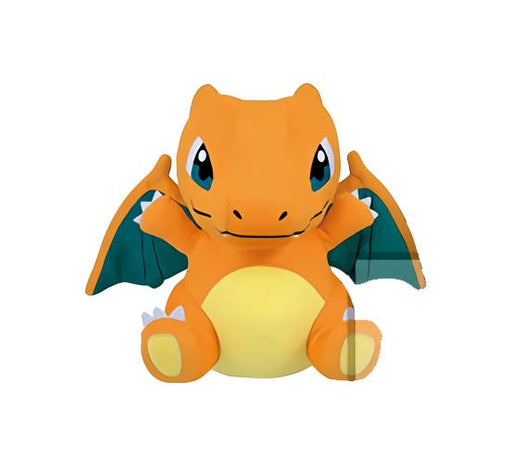 "Pokemon Sun & Moon - Charizard Color Series (Red) - Character 10"" DX Stuffed Plush Toy"