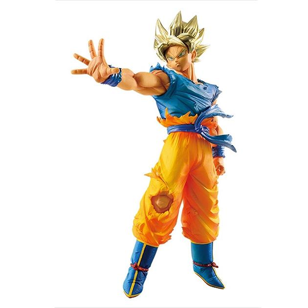 Dragon Ball Blood of Saiyan SSJ Goku Spec Prize Figure