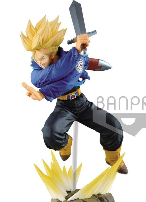 Dragon Ball Z Absolute Perfection SSJ Trunks Prize Figure