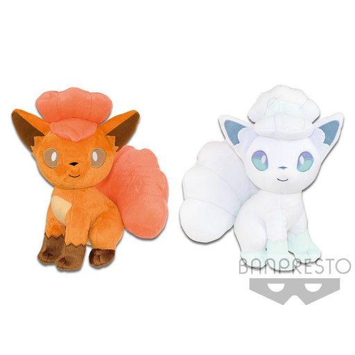 "Pokemon Vulpix Character 10"" DX Plush Toy"