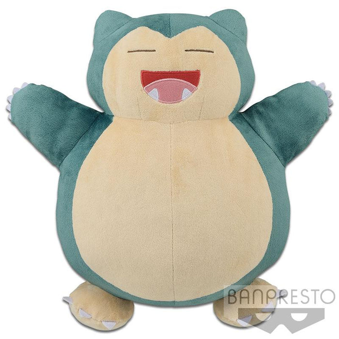 "Pokemon I Love Snorlax 14"" Character Huge Plush Toy"