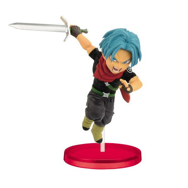 Super Dragon Ball Heroes World Collectible Figures WCF Vol.4 2019 Jan Banpresto