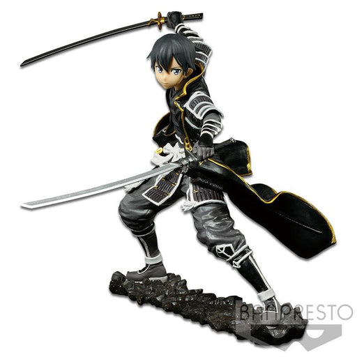 Sword Art Online Code Register SAO - Gokai KIrito - Prize EXQ Figure