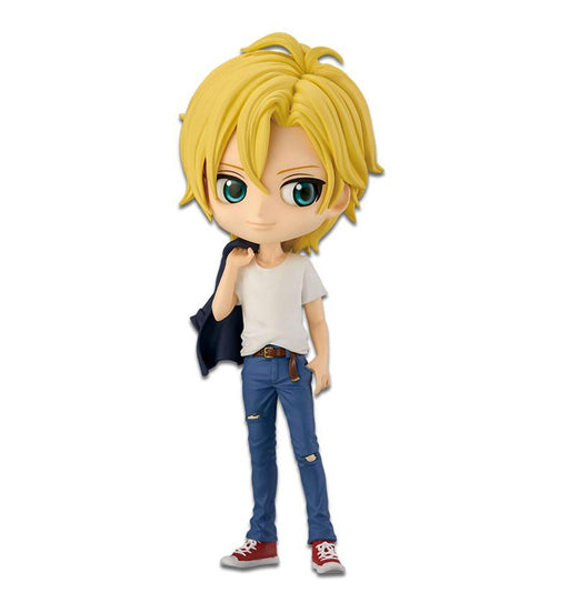 Banana Fish Ash Lynx - Type A - Q Posket  Figure Normal Color Ver.