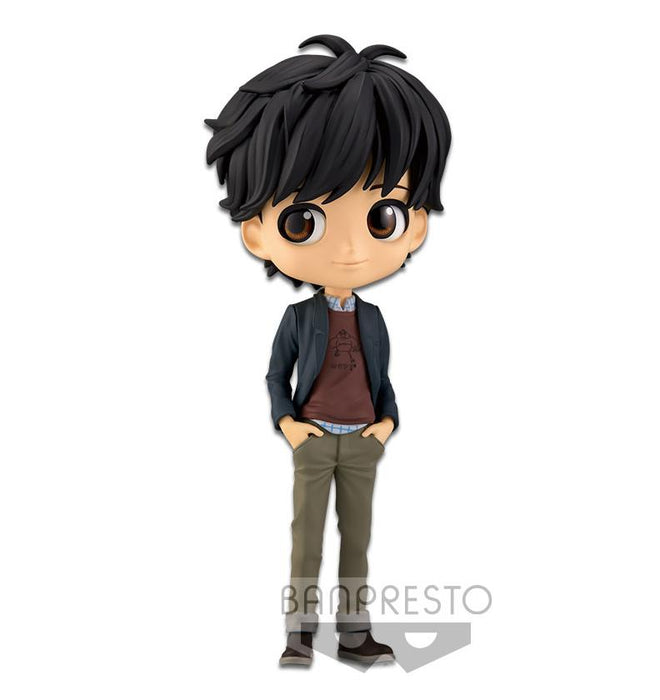 Banana Fish Eiji Okumura - Type B - Q Posket  Figure Pearl Color Ver.