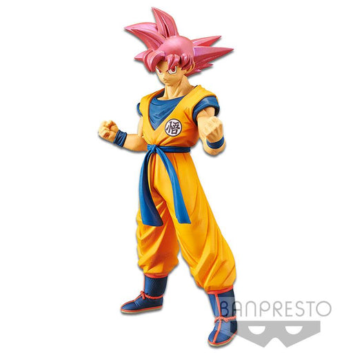 Dragon Ball Super Movie SS God Goku Cyokoku Buyuden Prize Figure