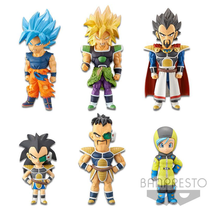 Dragon Ball Super Movie World Collectable Figure WCF Vol. 2