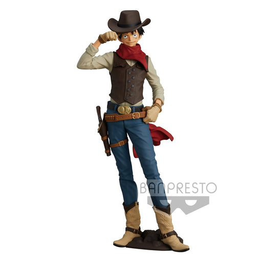 One Piece Monkey. D. Luffy Treasure Cruise World Journey - Prize Figure Vol.1