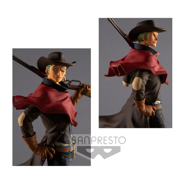 One Piece Zoro Treasure Cruise World Journey - Prize Figure Vol.1