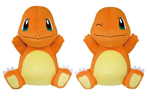 "Pokemon Charmander Character 14"" Huge Plush Toy"
