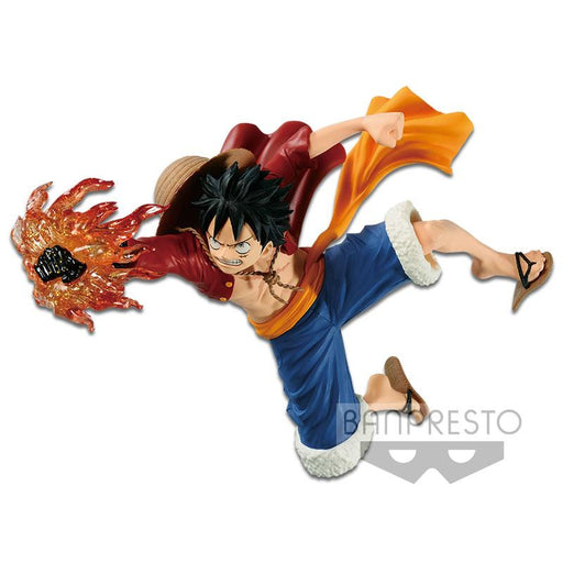One Piece G×materia Luffy Character Prize Figure