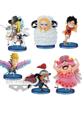 One Piece Oriental Zodiac World Collectible Figures WCF Banpresto Vol.2