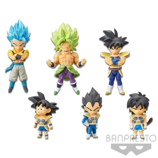 Dragon Ball Super World Collectible Figures WCF Vol.3 Banpresto