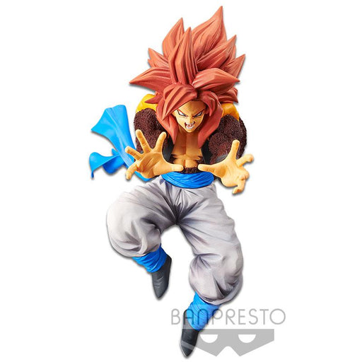 Dragon Ball GT Ultimate Fusion Big Bang SSJ4 Gogeta (Kamehameha) Prize Figure