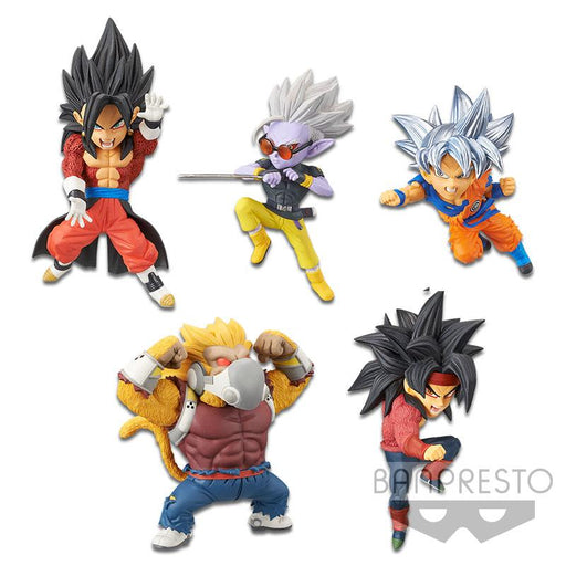 Super Dragon Ball Heroes World Collectable Figure WCF Vol.5 2019 May Banpresto
