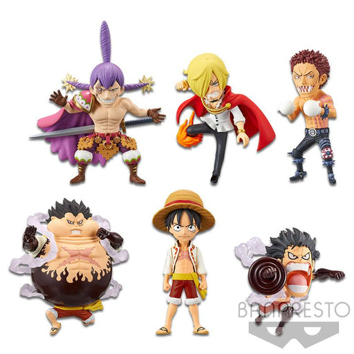 One Piece (Luffy Whole Cake Island) Vol.1 World Collectible Figure WCF 2019 May Banpresto