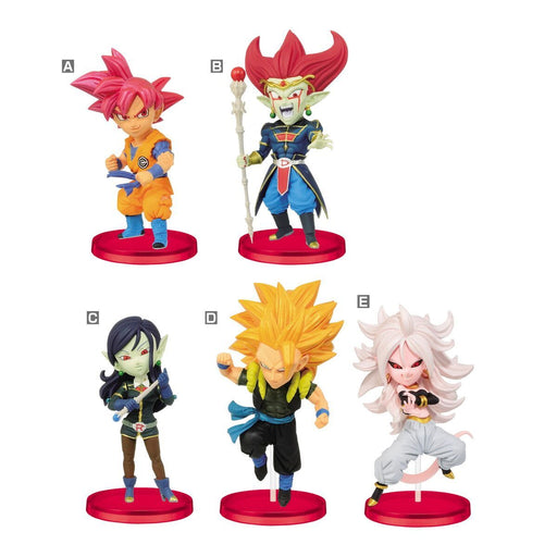 Super Dragon Ball Heroes World Collectible Figures Vol.6 WCF