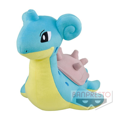 "Pokemon Sun & Moon Lapras 14"" - Character Huge Plush Toy"