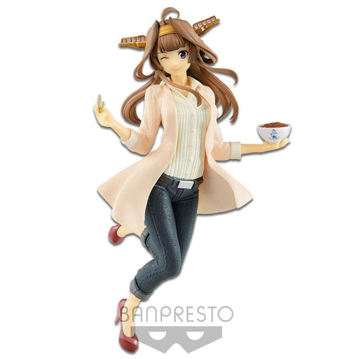 Kantai Collection KanColle Kongou - Character EXQ Figure