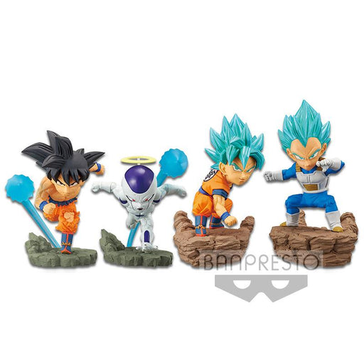 Dragon Ball Super, World Collectible Diorama Banpresto WCF Prize Figure Vol.3 (Aug 2019)