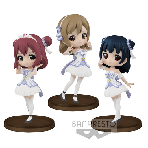 Love Live! Sunshine!! Over the Rainbow Ruby Hanamaru Yoshiko Q Posket Petit Figure 2019 Sept