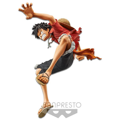One Piece Stampede Monkey. D. Luffy - Prize Figure