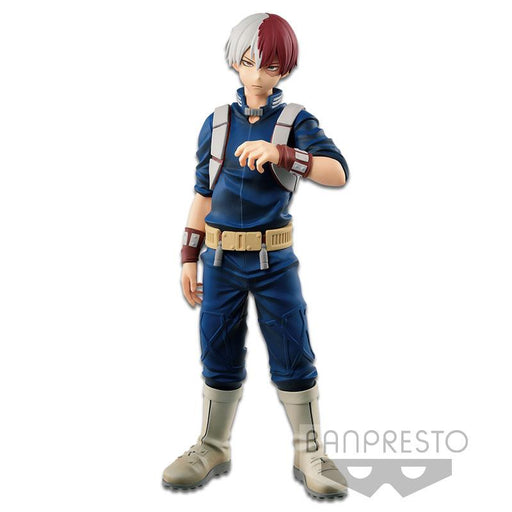 My Hero Academia MHA Enter The Hero Shoto Todoroki - Character Prize Figure