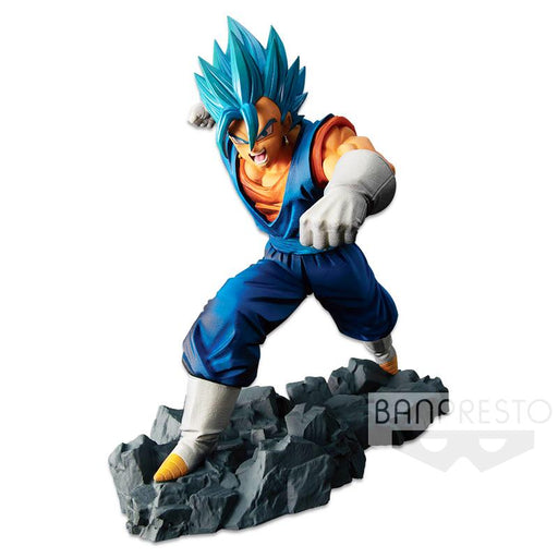 Dragon Ball Z SSGSS Vegito Dokkan Battle Collab Prize Figure