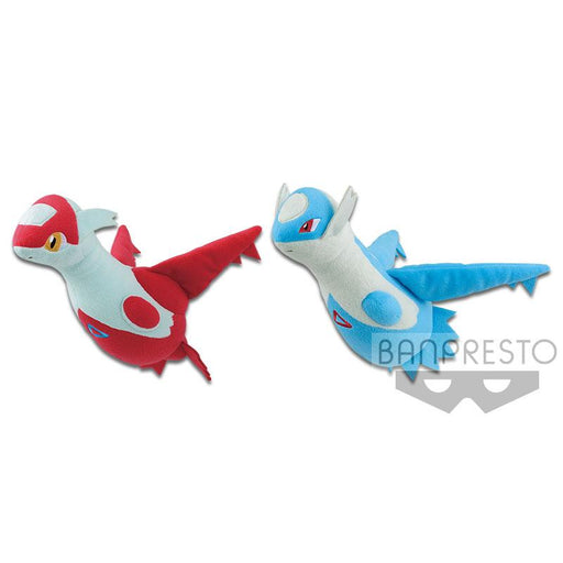 "Pokemon Legendary Focus Latias Latios 13"" - Character DX Plush Toy"